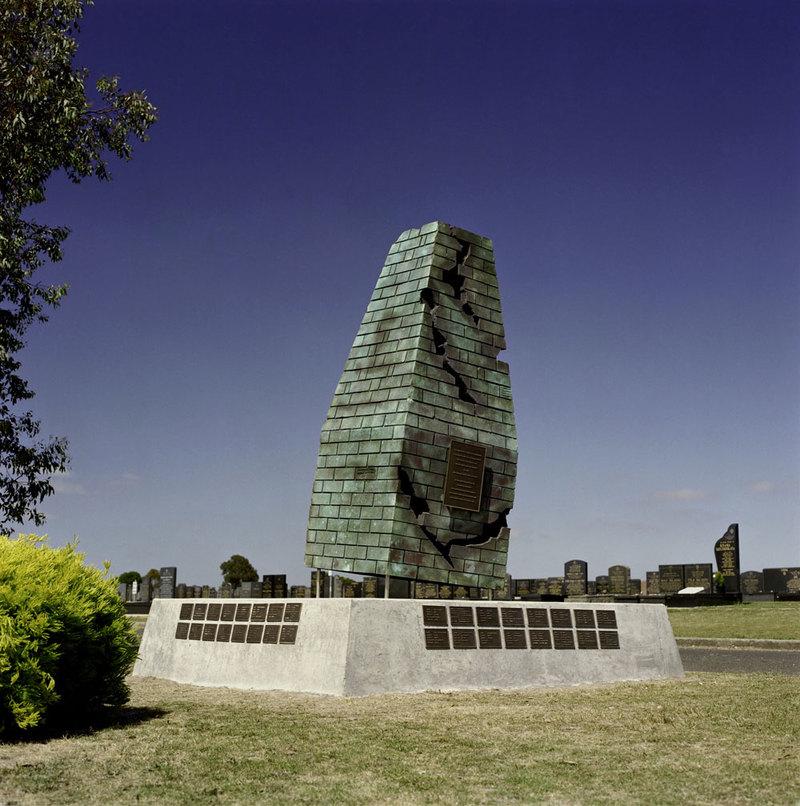 Buchenwald Memorial - Memorials - Andrew Rogers